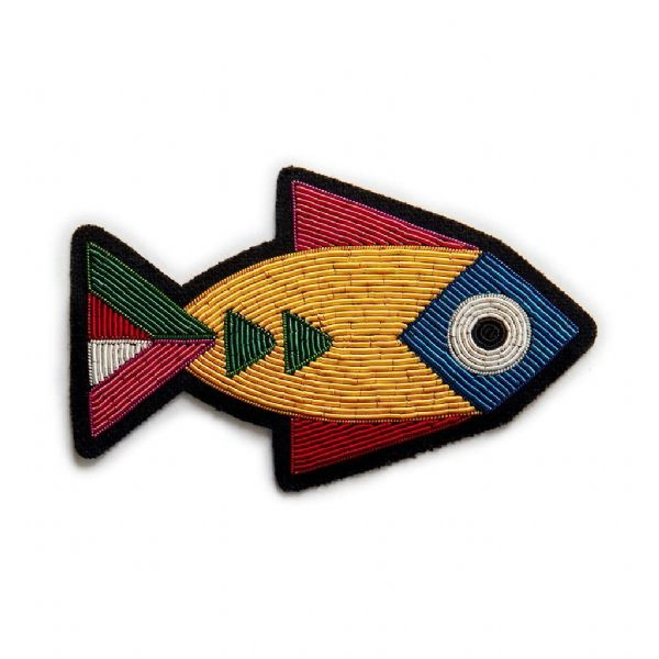 Fish Brooch (Large)